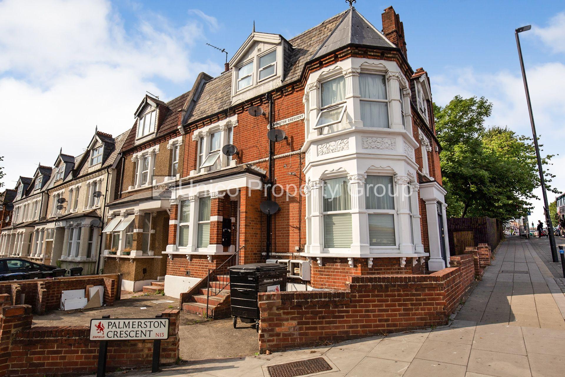 Palmerston Crescent, London