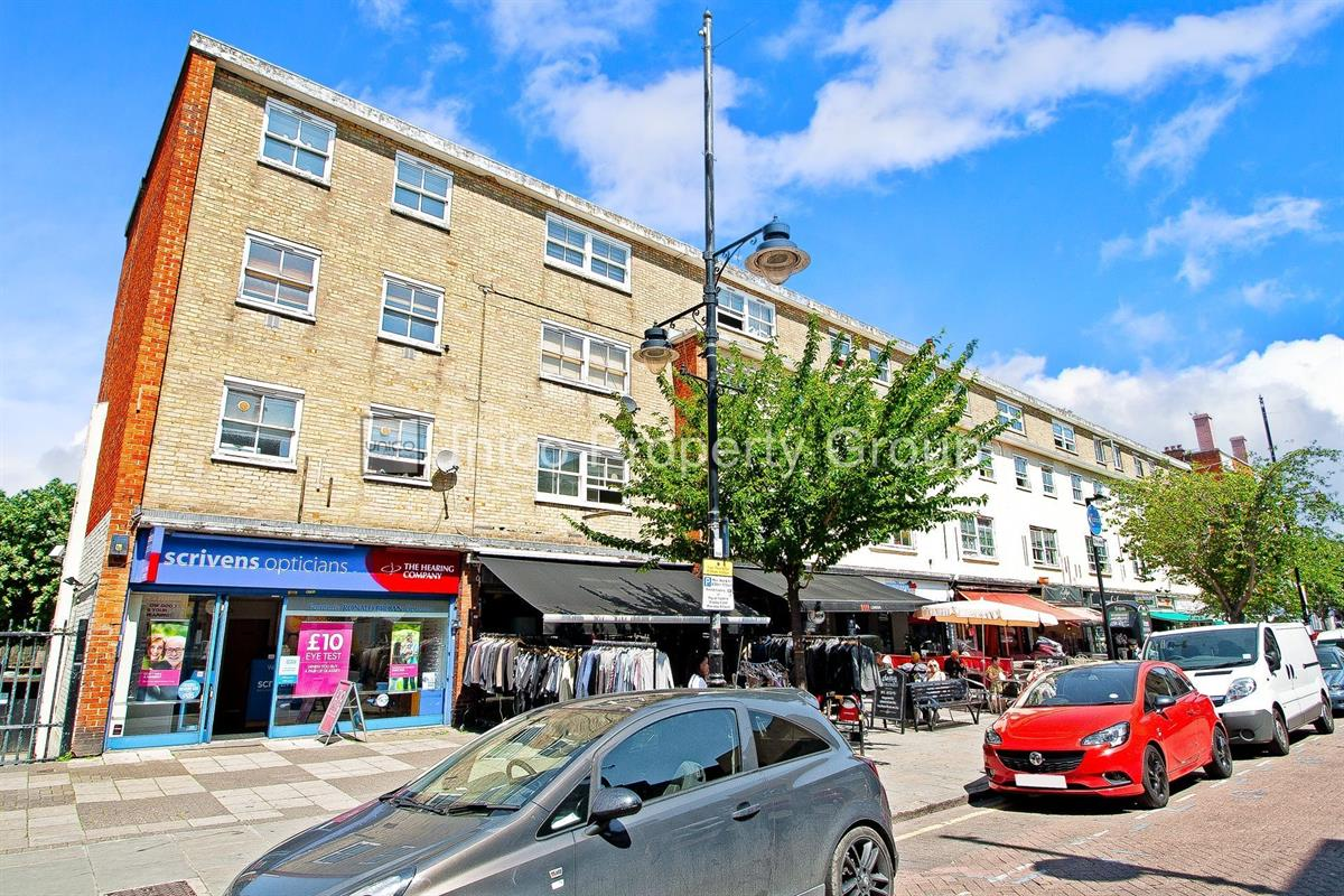Dennis House, Roman Road, London