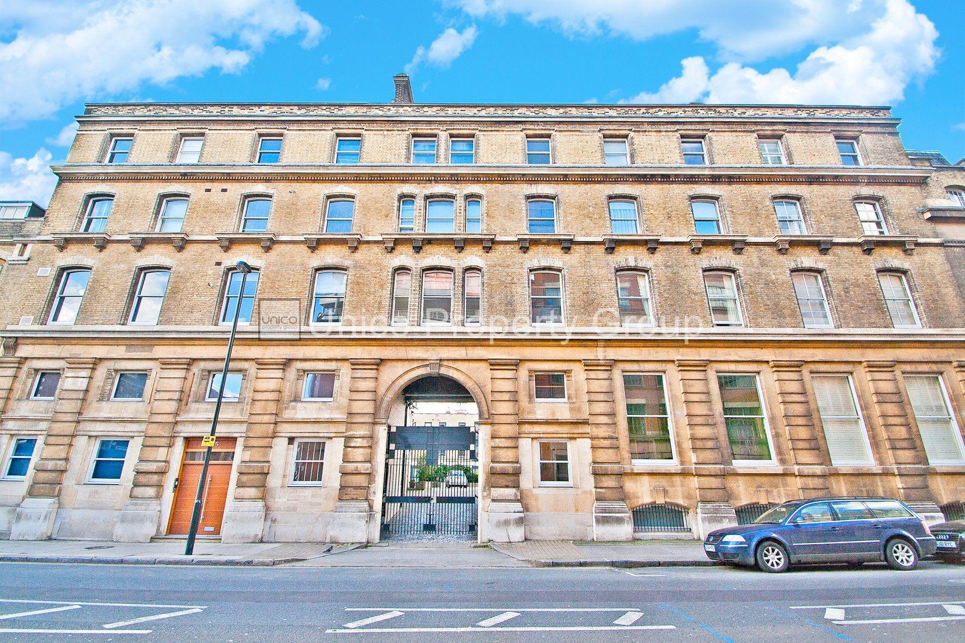 Stirling Court,  St. John Street, London