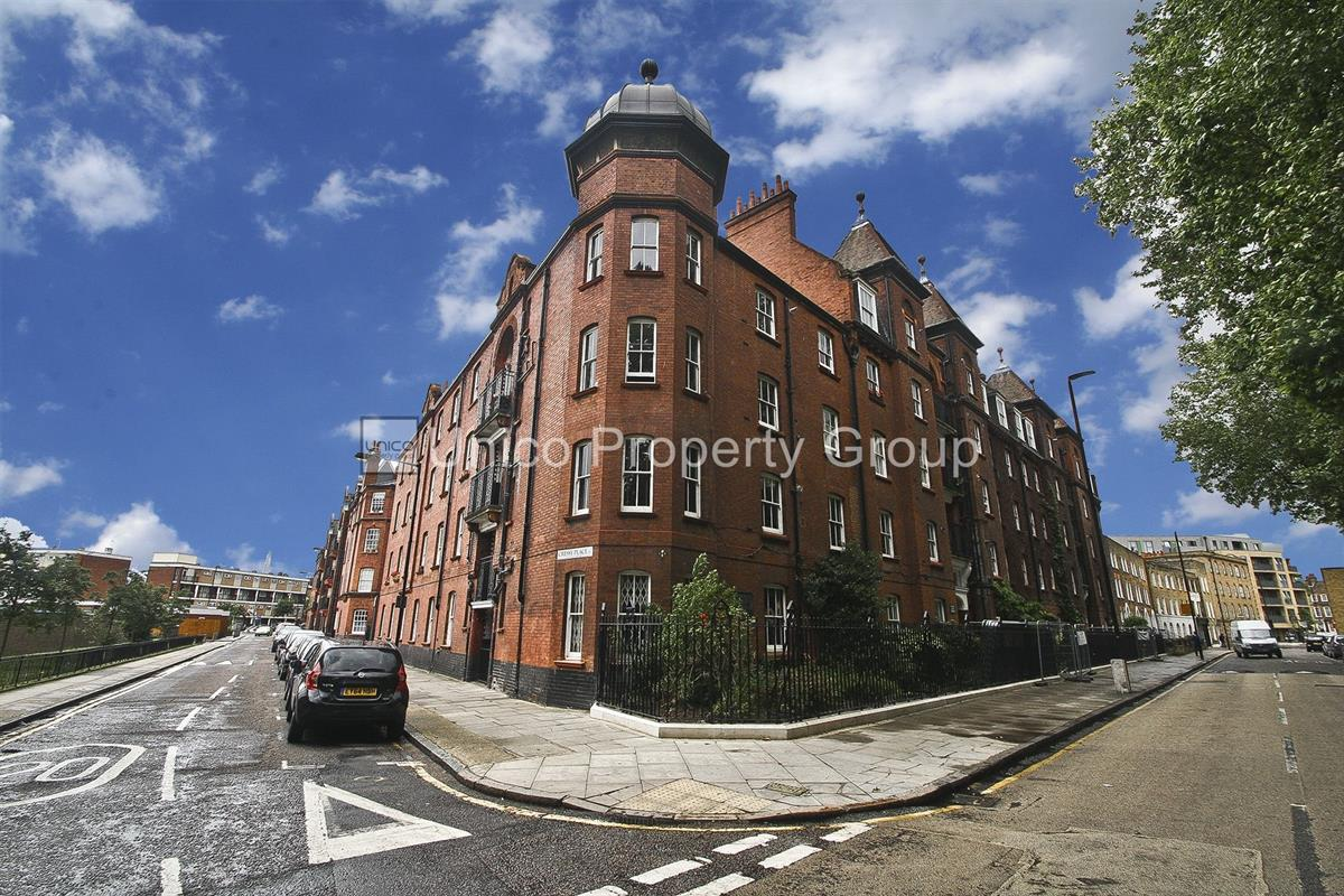 Dunstan Houses, Stepney Green, London