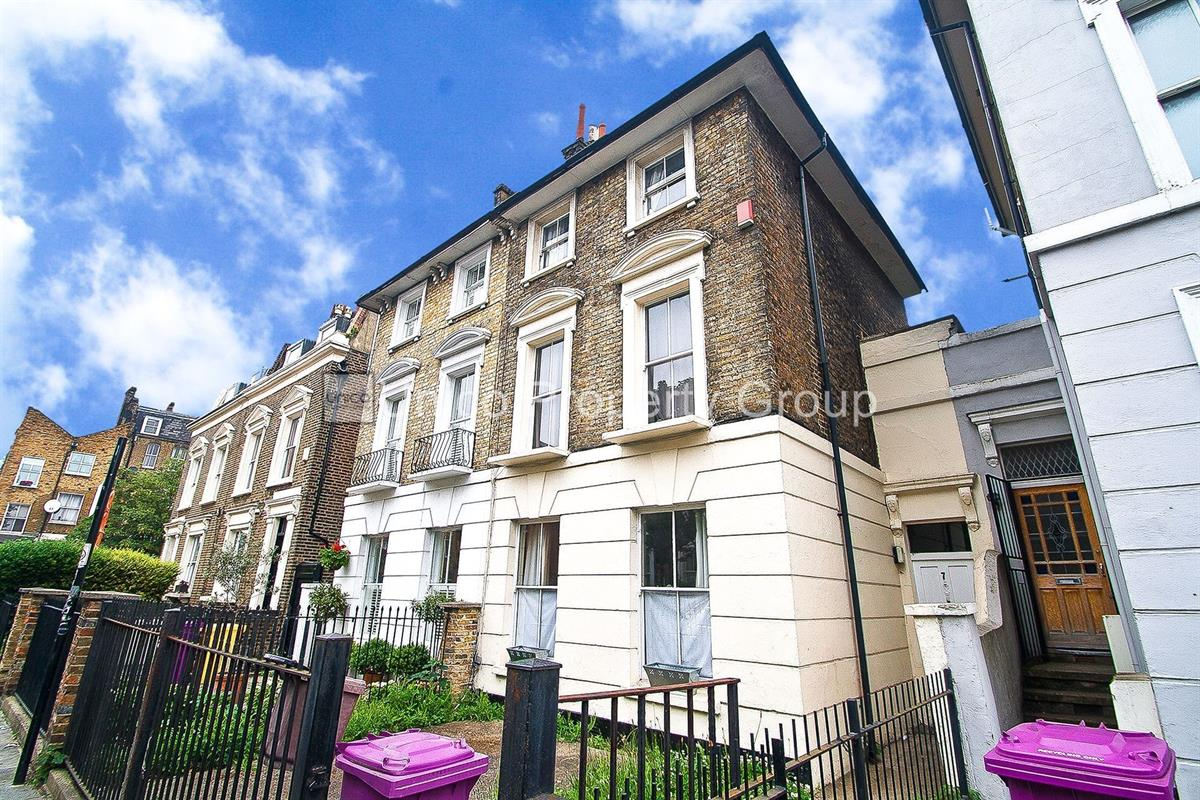 Campbell Road, London